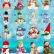 Изберете си един от снежните човеци и вижте какво ви очаква до края на зимата!