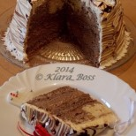 Торта в тенджера - вкусна и сочна!