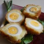 Панирани яйца с картофено пюре - или какво да правим с яйцата, останали от Великден