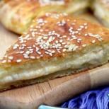 Хлебче за пикник с кашкавалена душичка