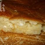 Експресен солен кекс със сирене и кашкавал