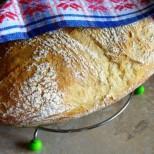 Американски хляб без месене - за начинаещи в кухнята