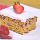 Супер лесен американски сладкиш с ягоди