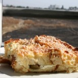 Лапни-глътни - баница от стар хляб с неповторим вкус