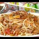 Спагети със сос Болонезе