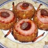 Мъфини от сух хляб