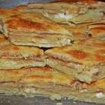 Турски банички със сирене