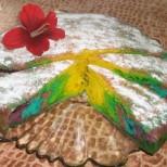 Кекс Папагал - радост за окото и за небцето