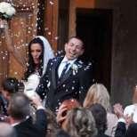 Ивет Лалова-сватба