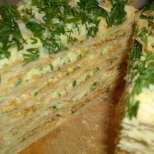 Торта Закуска от бутер тесто