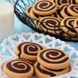 20-минутни бисквитки Вътрележки