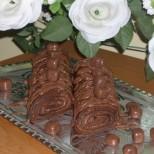 Печена палачинка Разкош - много лесна и много шоколадова