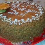Торта Медовик