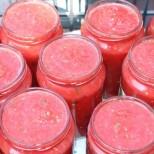 Млени домати рецепти за зимнина