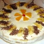 Домашна сметанова торта от маминия тефтер - лесна и икономична