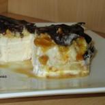 Сладолед Сникърс - безбожно вкусен и лесен
