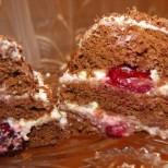 Пандишпан за 3 минути и мини-тортичка от него