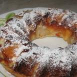 Десерт с ябълки за мързеливци