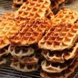 Оригинална рецепта за белгийски вафлички