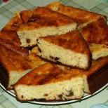 Персийски тутманик - без месене, само бъркаш, печеш и ядеш
