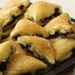Лесни бутерки с маслини и сирене