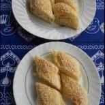 Солен щрудел със сирене и сусам - вкусна идейка за цялото семейство
