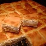 Тиропита - или как се прави баница със сирене по гръцки