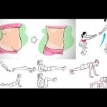 Отслабване с упражнения за жени