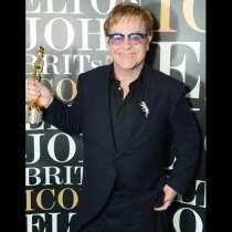 Елтън Джон е първият носител на наградата Brits Icon