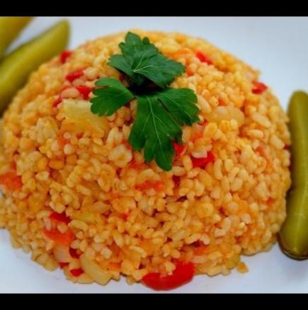Турски рецепти с булгур