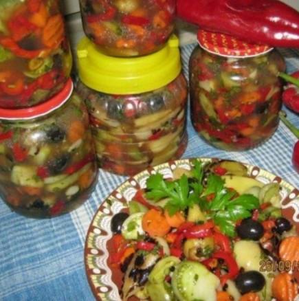 Лесни туршии рецепти за делови домакини