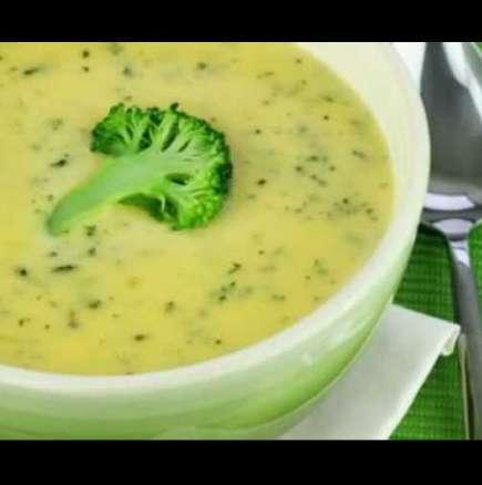 Бабината рецепта за крем супичка