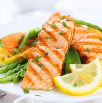 Как да не ви залепва рибата при пържене