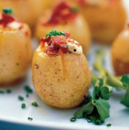 Безмесни ястия с картофи
