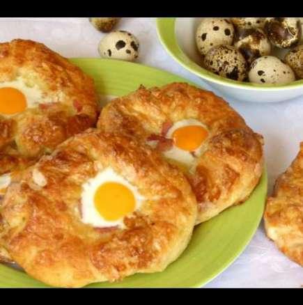 Банички Птичи яйца