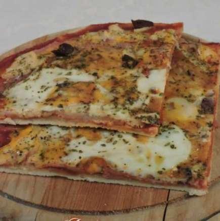 Тесто за пица без втасване
