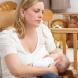 45-годишна жена роди, без да разбере, че е бременна