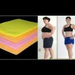 Накарайте излишните мазнини от двете си страни да треперят от страх с помощта на най-обикновени кърпи