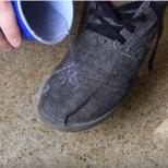 Ето как за жълти стотинки да направите обувките си водоустойчиви. Трик на който ме научи баба преди много години
