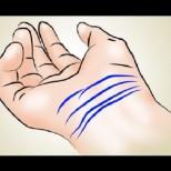 Ето какво означават тези линии на ръката-Важен показател са!