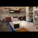 От обикновената и стара кухня, тя направи луксозна стая: Трансформация, която вдъхновява (Видео)