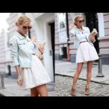 Модерни дънкови якета за пролет 2017