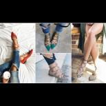 20 чифта прекрасни обувки за пролет 2017 (Галерия)