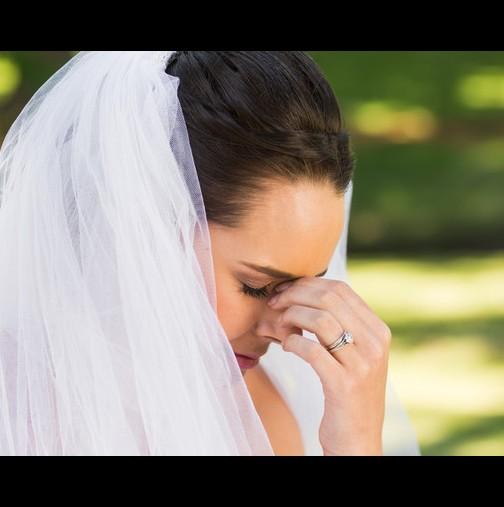 Даниела се омъжи миналата събота, и докато отваряше пликовете, остана със зяпнала уста!