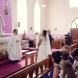 В разгара на сватбената церемония в залата проехтя глас и ето какво се случи!