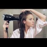 Колежката винаги е с прическа, сякаш точно е излязла от фризьорския салон! А ето и тайната й (Видео)