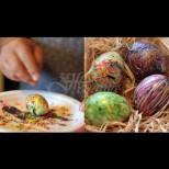 Надминах даже себе си! А драконовите яйца ми са направо убиец! Ето и за вас: топ 10 на най-уникалните техники за боядисване на яйца!