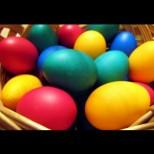 Червеното означава живот, жълтото е радост - какво означават цветовете на великденските яйца?