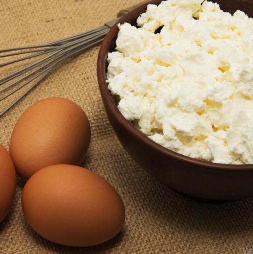 Извара с яйца се оказаха перфектна комбинация! Топя килата зверски бързо, и то около корема!