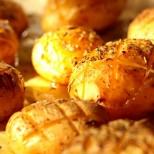 Как правилно да печем картофи-Така стават най-вкусни, с хрупкава коричка
